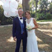 Hochzeitsfeier Stella und Tom